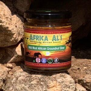 Africa Als Peanut Stew