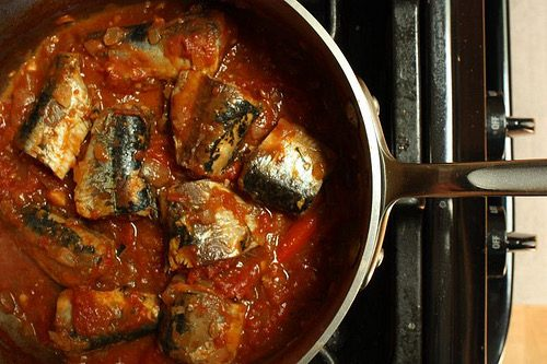 Africa Al's Sardines in Red Stew Sauce